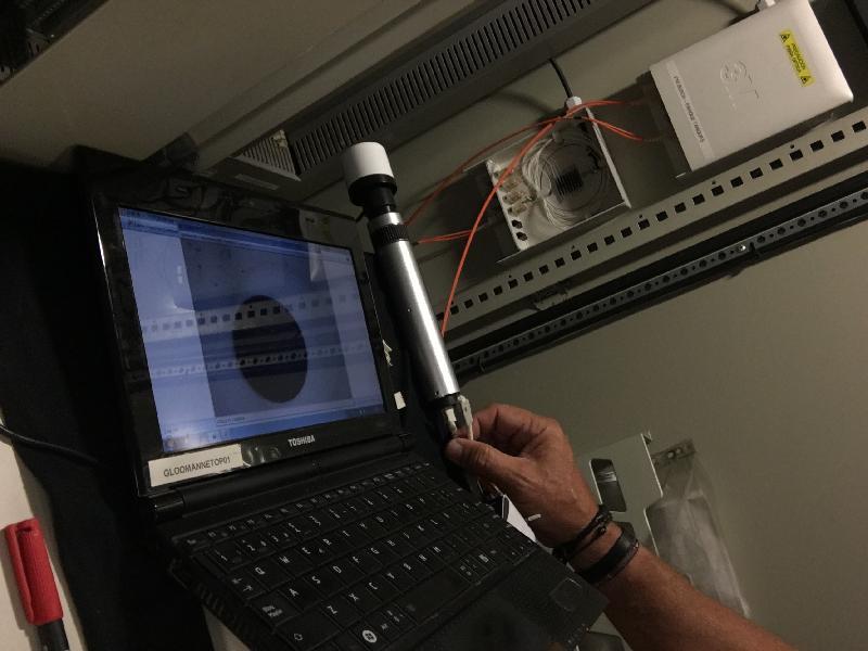 Microscopio 400x para fibra - www.glooman.es