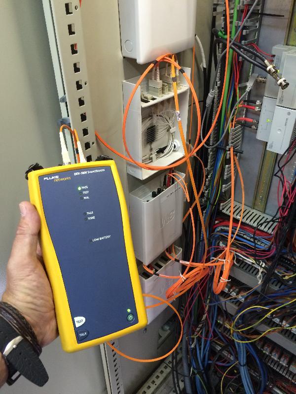 Midiendo y certificando fibra - www.glooman.e